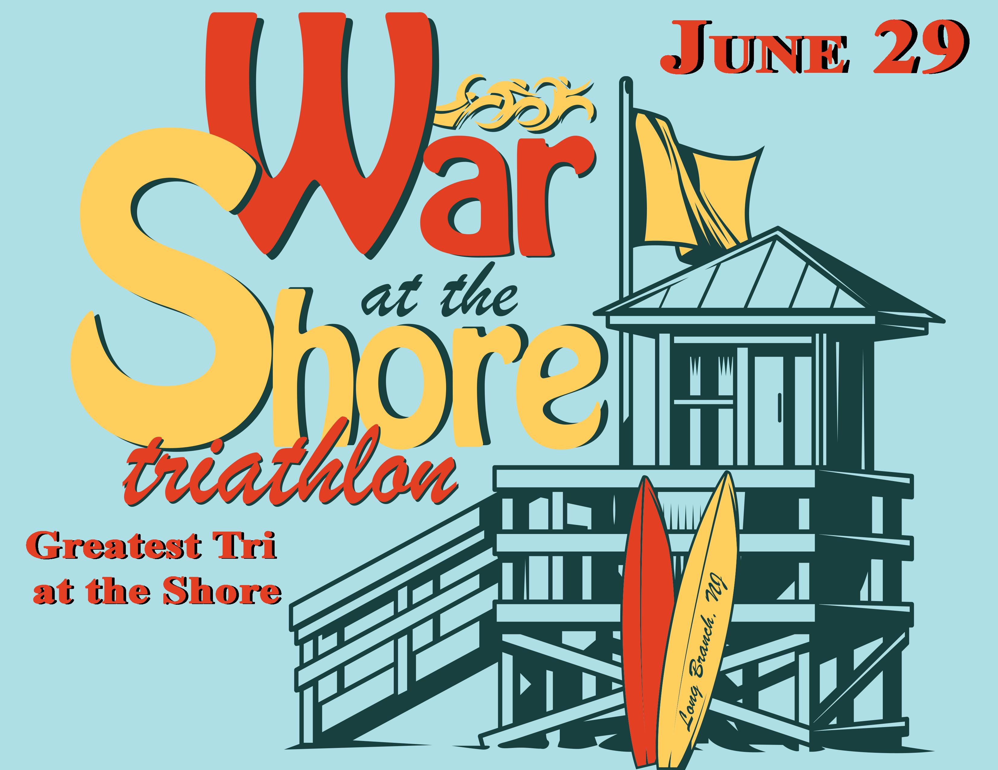 Race Forum - The War at the Shore Triathlon